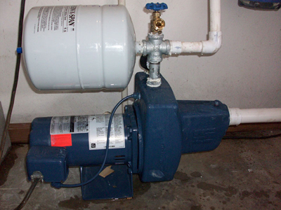 M Amp D Well And Pump Service Water Pump Installation And